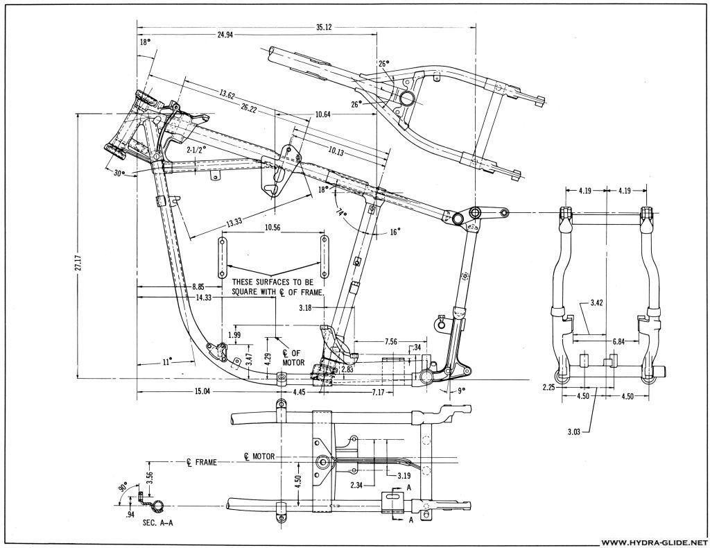 Directory Hawg Harley Davidson Frame Diagram
